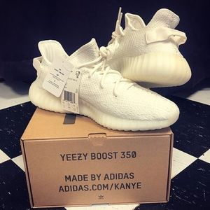 Adidas Yeezy Boost 350 Size 11.5 & 10.5 Brand New